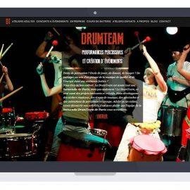 Drum team