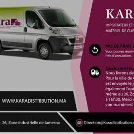 Kara distribution