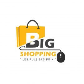 Online Shop Logo designs Template, Vector illustration